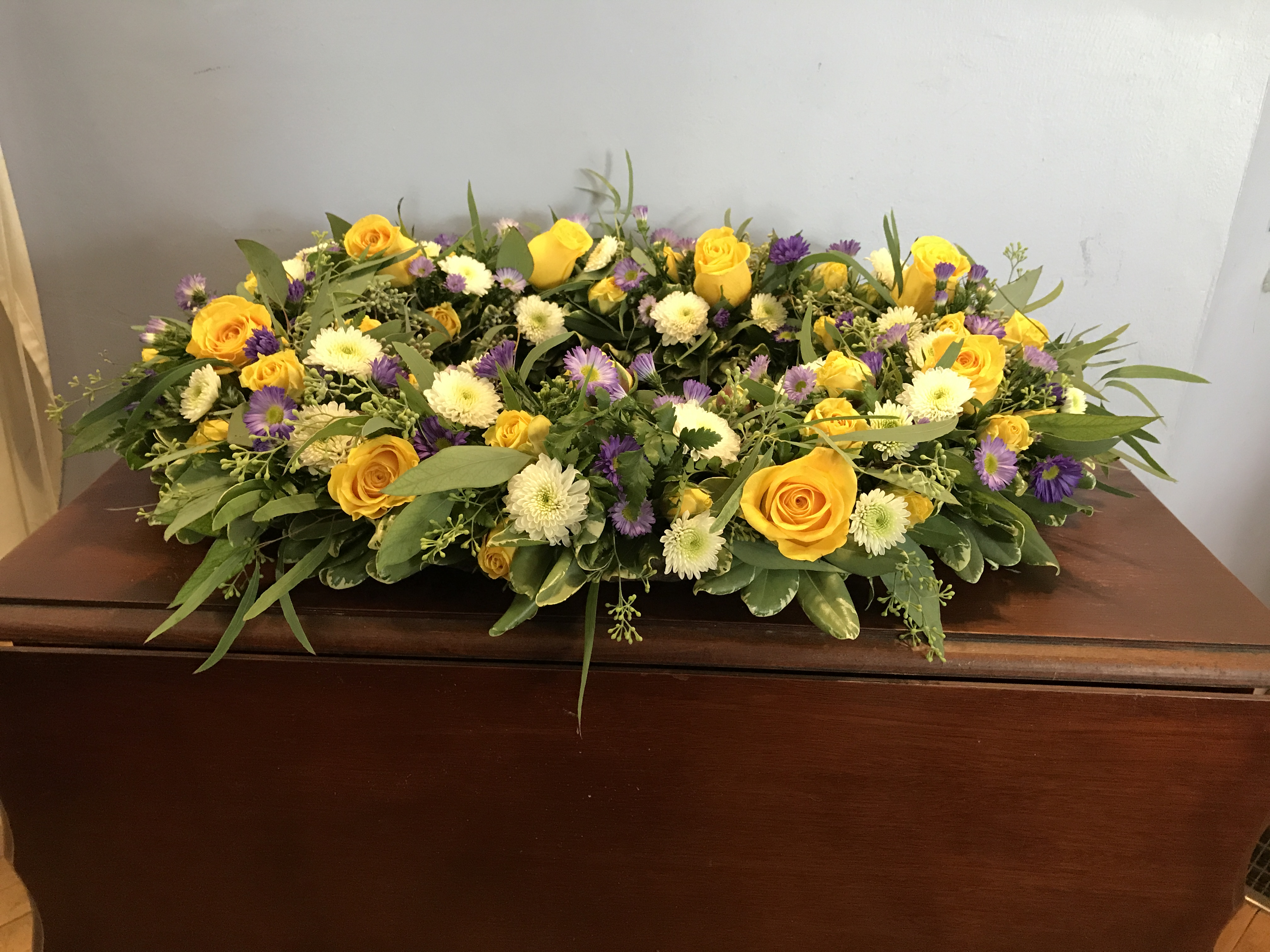 Urn Wreath 2