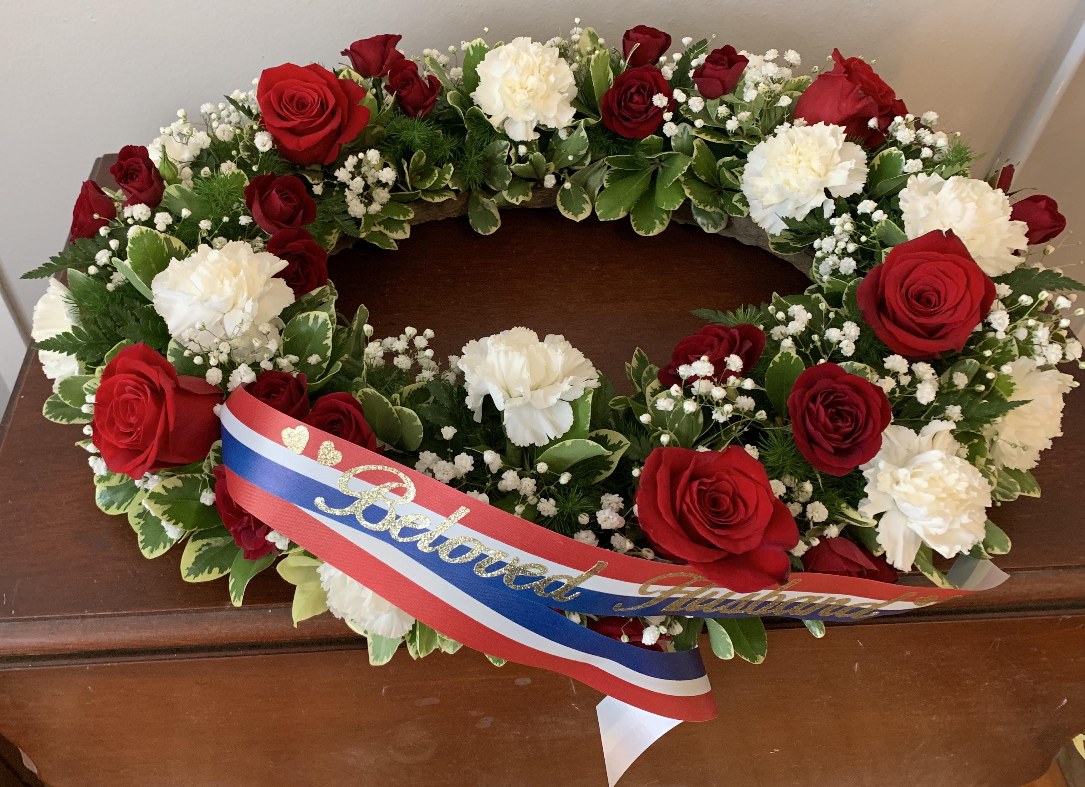 Urn Wreath 5