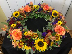 Urn Wreath 4