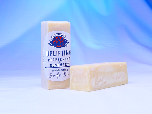 Body Butter Bar PEPPERMINT & ROSEMARY - 50g