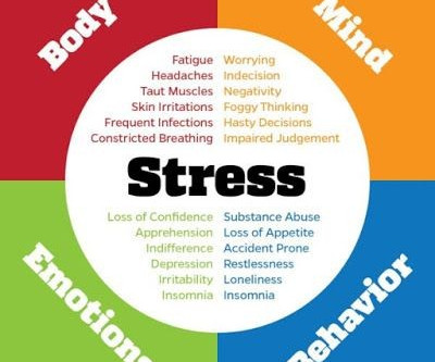 Can You Recognise Stress?