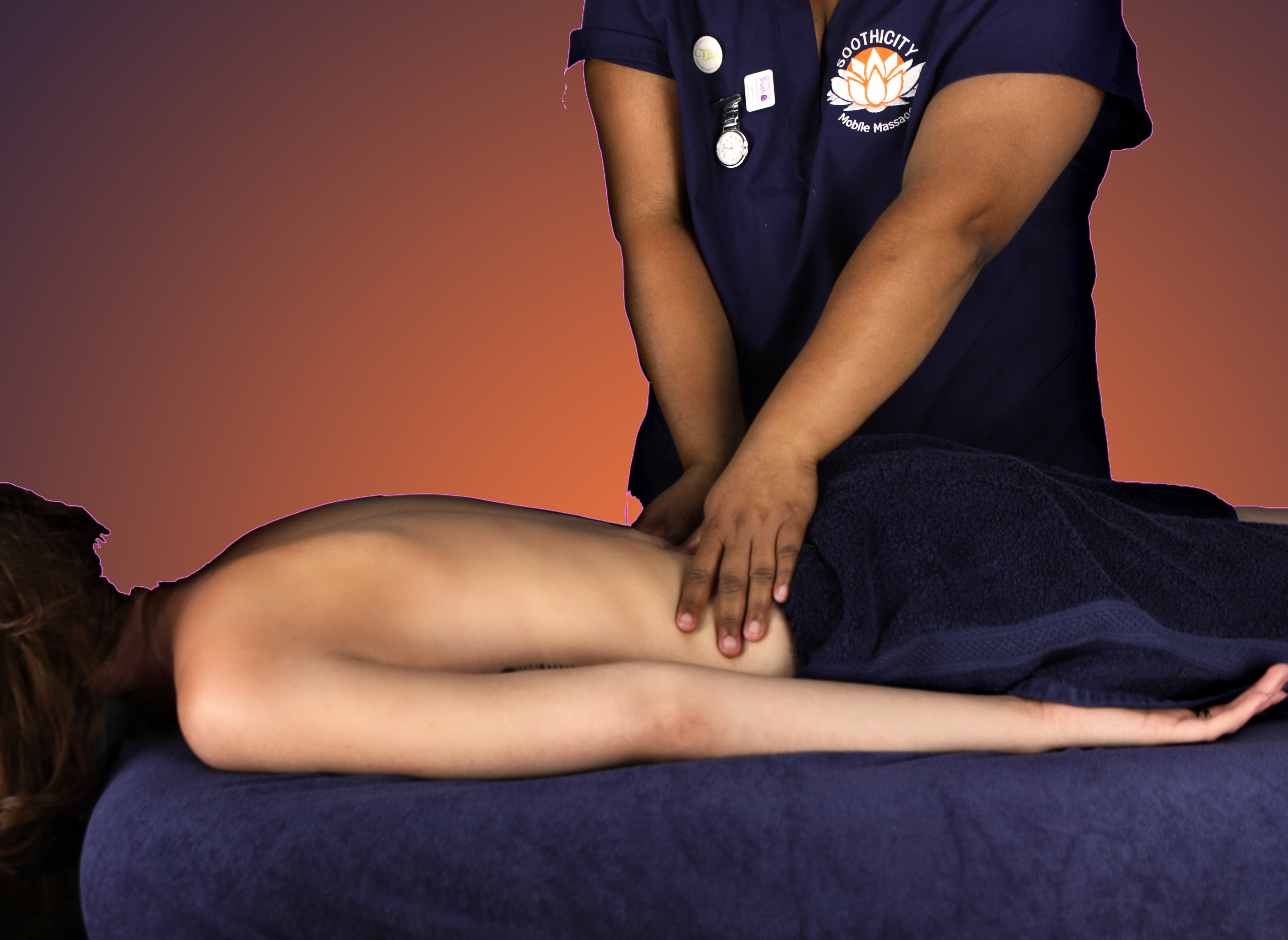 90min Massage Session - THERAPY ROOM