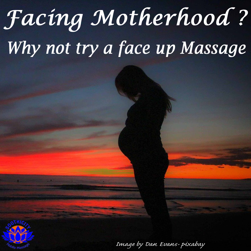 Pregnancy Massage- THERAPY ROOM