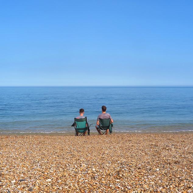 Beesands Beach, Dorset, UK