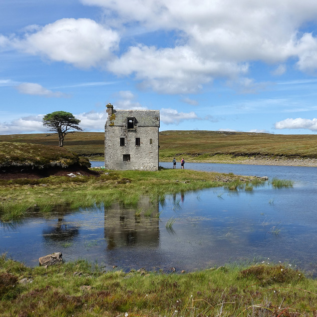 Loch ma Stac, Central Highlands, Scotland