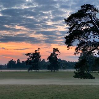 Shelswell Estate, Hethe, Oxfordshire, England