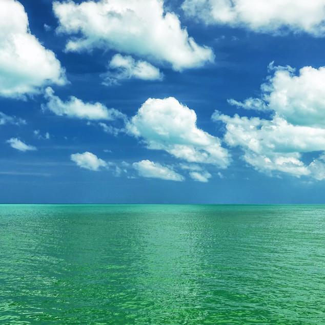 Emerald Coast, Celestun, Yucatan Peninsular, Mexico