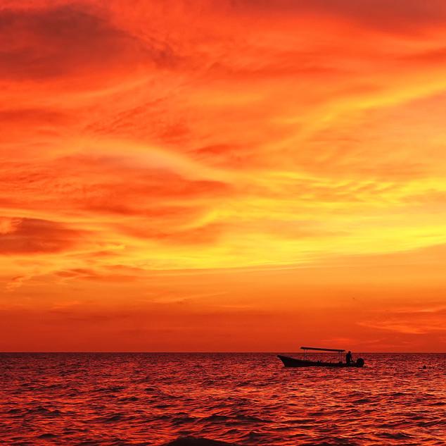 Celestun, Yucatan Peninsular, Mexico