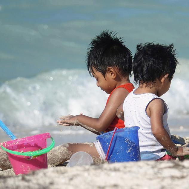 Progreso Beach, nr. Merida, Mexico