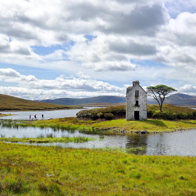 Loch ma Stac, Corrimony, Scotland