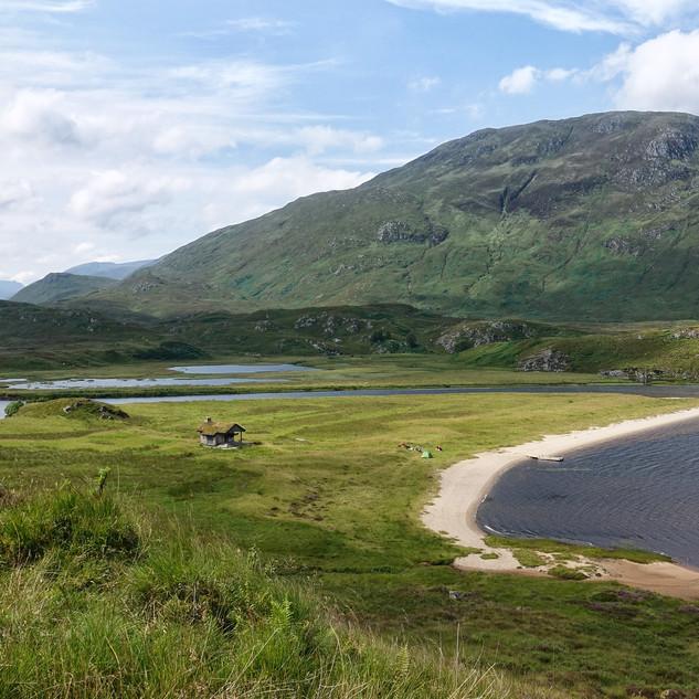 Loch Affric, Scottish Highlands