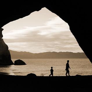 Cathedral Cove, Coromandel Peninsular, New Zealand