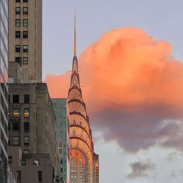Chrysler Building, New York, US