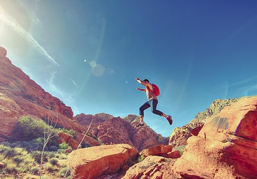 """WED WELLNESS TIP - """"Get Outside and Move!"""""""