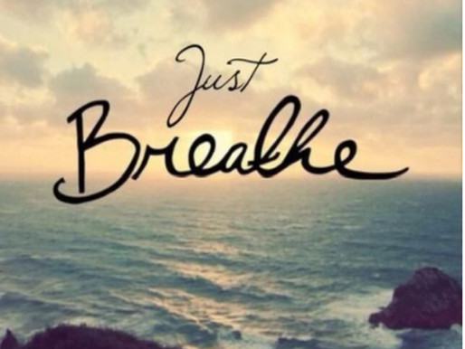 Just Breathe to Ease Stress for Better Health