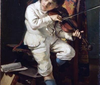 Kids Beginner Violin Group Class
