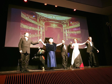 """Bravo to the Russian Chamber Arts Society's, """"Russians in Paris"""""""