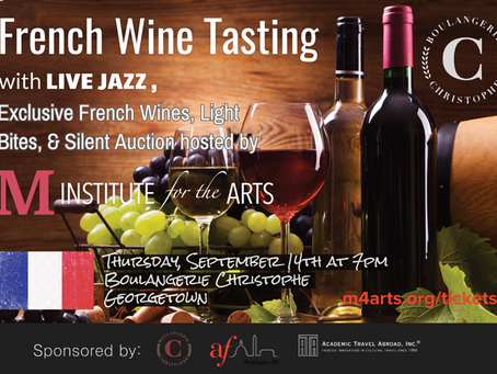 Exclusive French Wine Tasting with Live Jazz