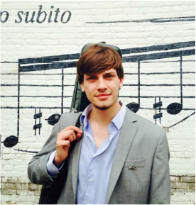 British cellist, Ryan Lowe, joins faculty