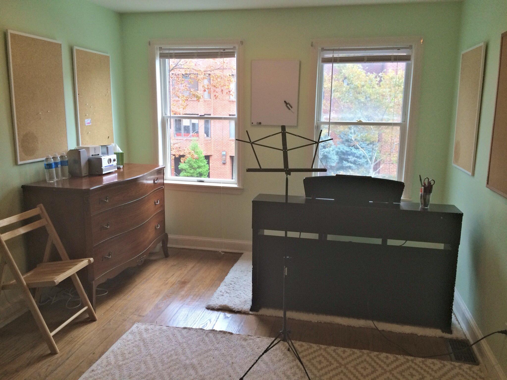Practice Room Rental