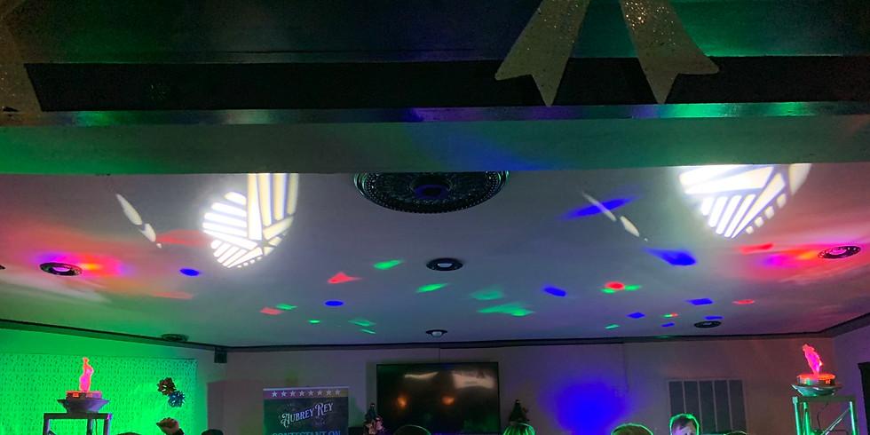 The Aubrey Rey Band at DaVinci's Pub