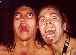 Freaks together 2002