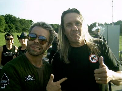 Iron Maiden, Drummer Nicko McBrain