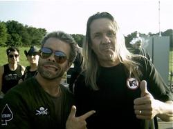 Iron Maiden, Drummer Nicko McBrain