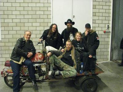 Korn and Korn Crew