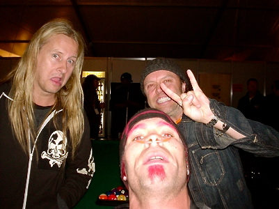 Jerry Cantrell &  Lars Ulrich