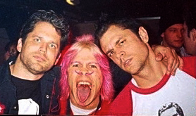 Jackass,Jeff Tremaine, CWS and Johnny Knoxville
