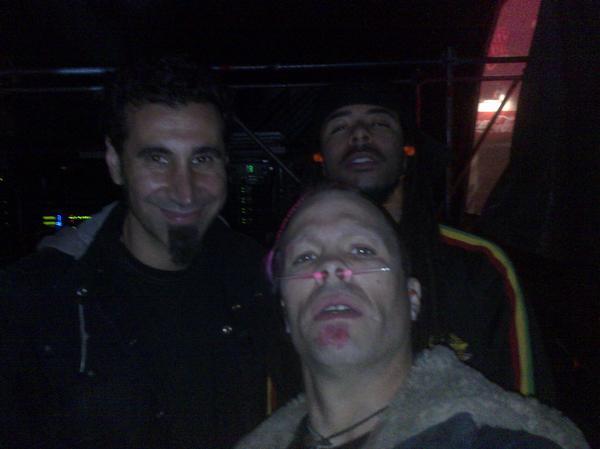 SOAD Serj Tankian