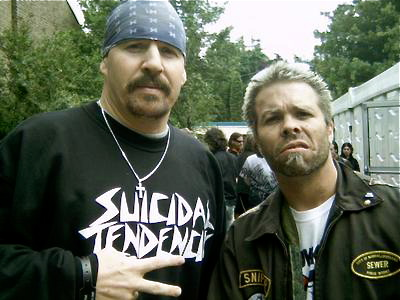 Suicidal Tendencies Singer Mike Muir