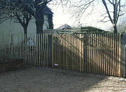 Weide poorten