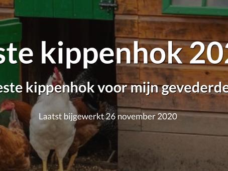 Beste kippenhok 2021