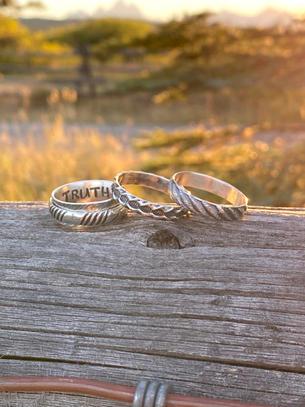 Custom Statement Rings