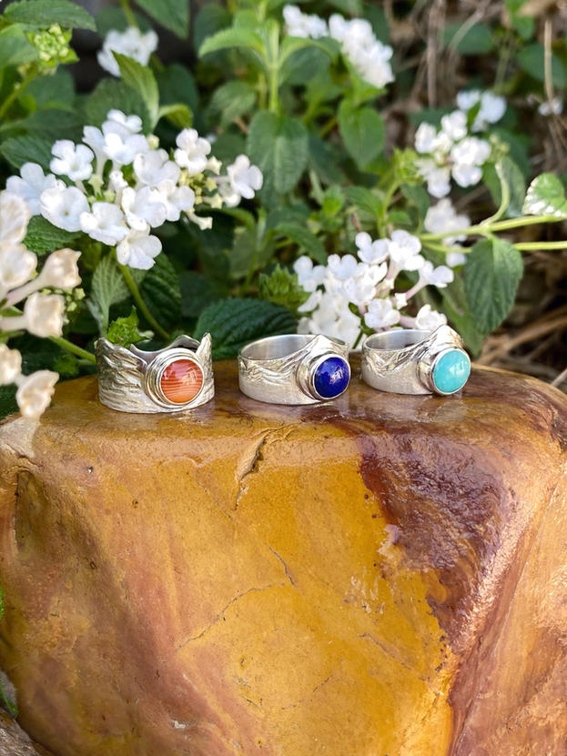 NEW - Mountain Rings
