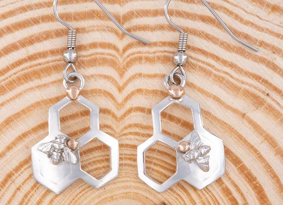 Bee Love Earrings