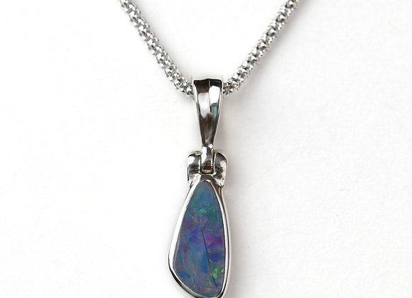 Small Opal Pendant