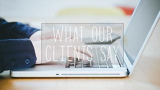 BRG Client Testimonials