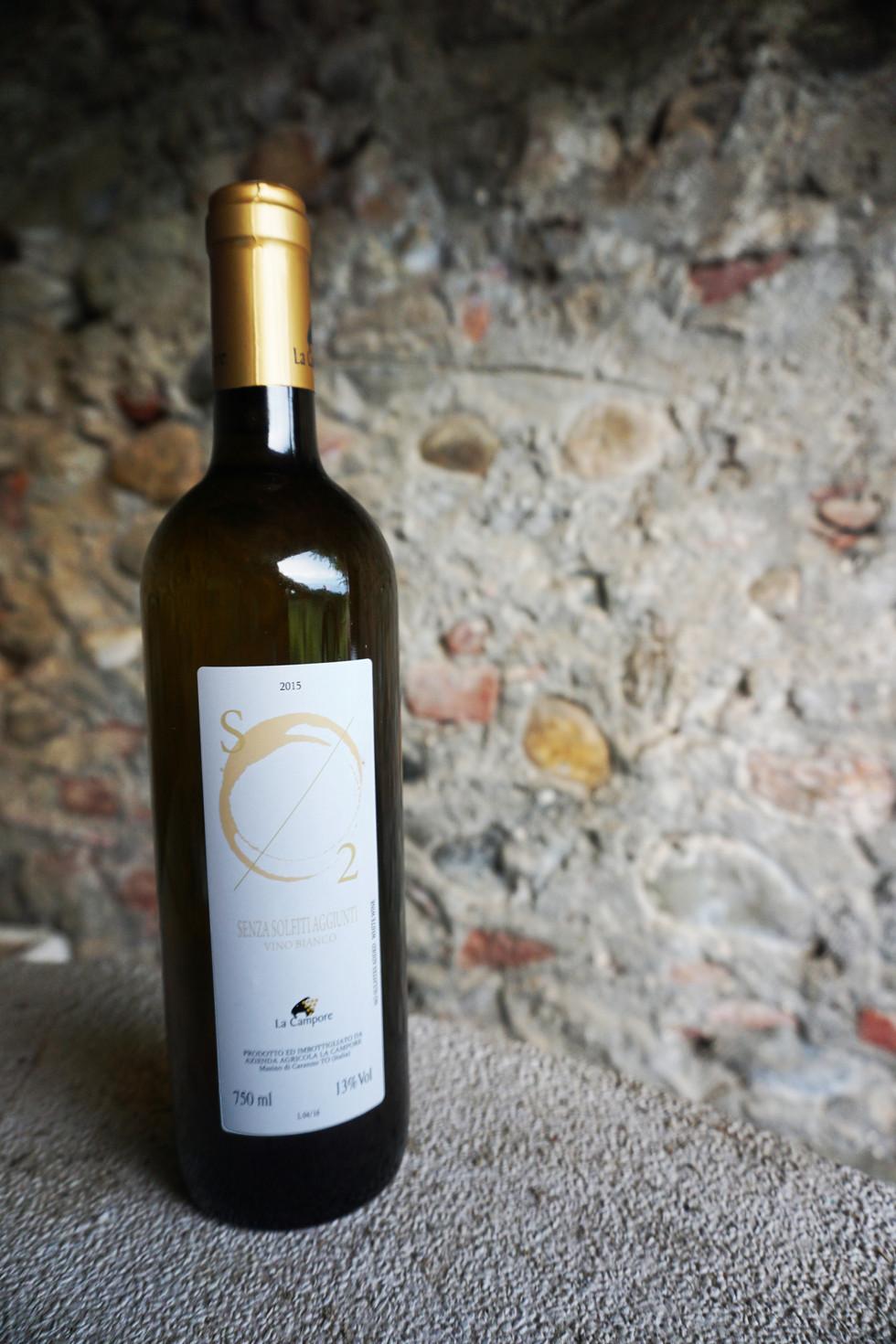 Etichetta zero/2 La Campore