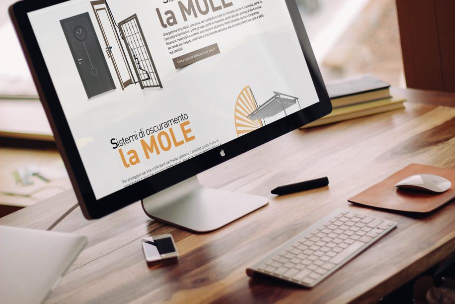 Serramenti LA MOLE | Corporate Aziendale
