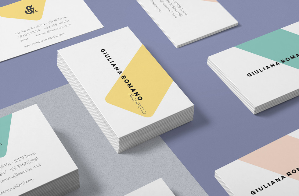 Romano Business Card