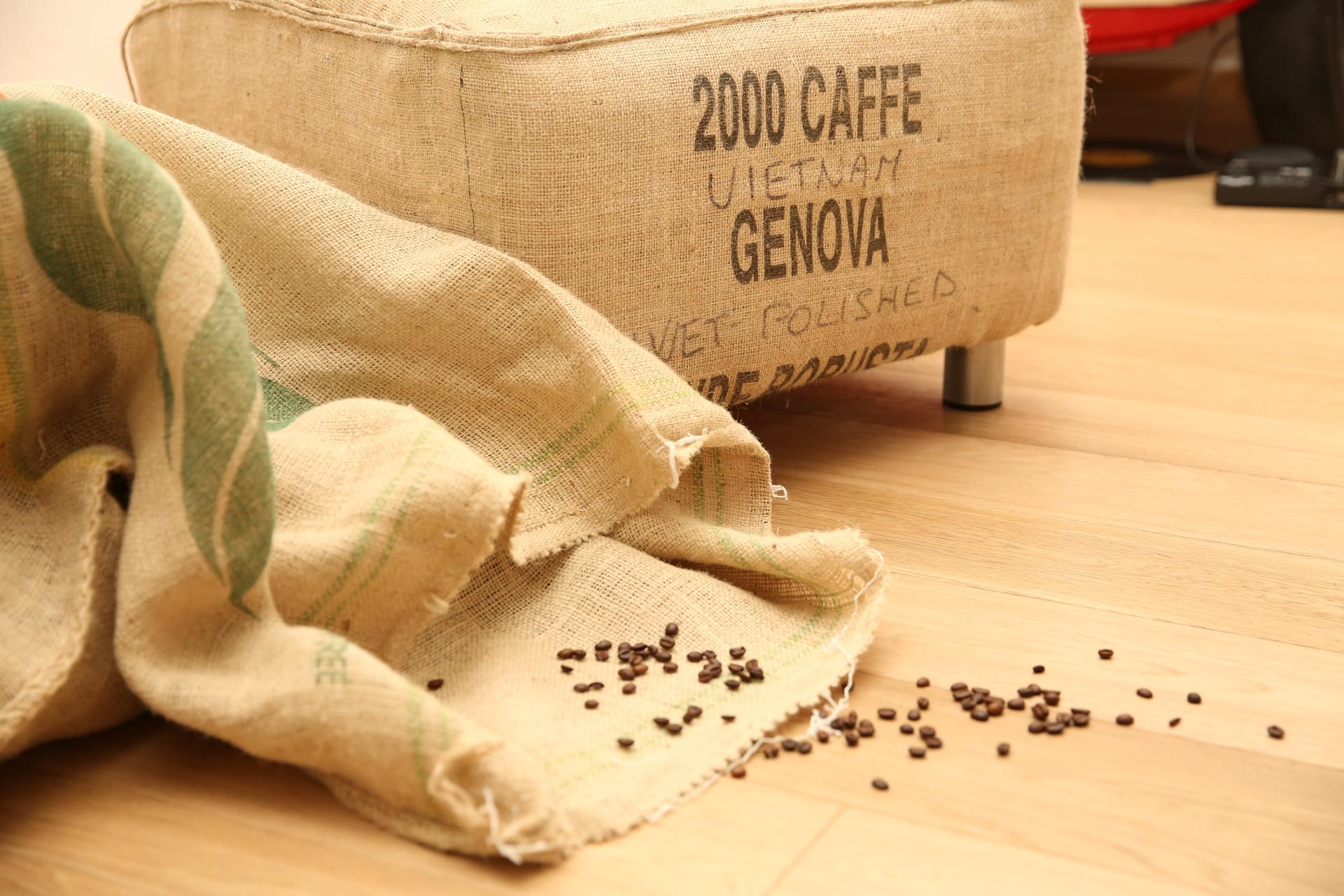 Coffee...pouf! | ARtelier Progetti