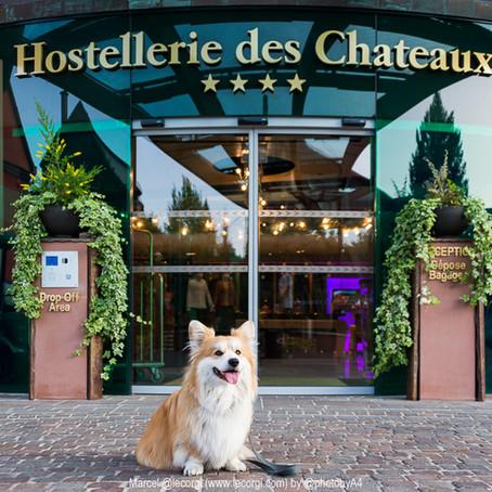 L'Hostellerie des Châteaux & Spa****