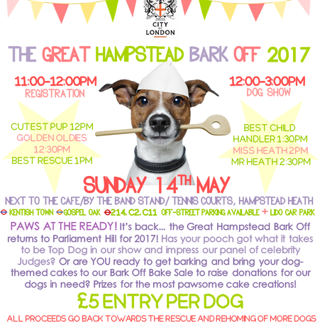 Great Hampstead Bark Off