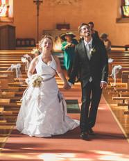 G & G - French Church Wedding