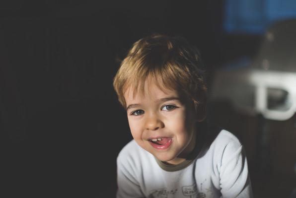 Rafael - Indoors Portrait