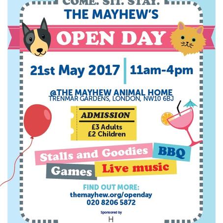 The Mayhew Open Day