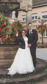 V & C - French Wedding